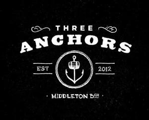 Three Anchors